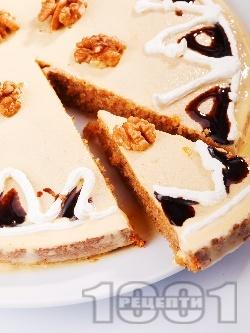 Десерт торта Агнеса - снимка на рецептата